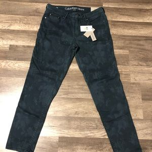 New, Calvin Klein women's jeans